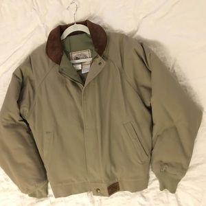 Outdoor Jacket Corduroy Collar (Men's)